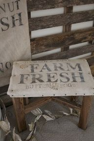 Featuring shabby chic home decor, unique home accessories, & found items.