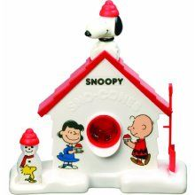 My mom NEVER got me a snoopy snow cone machine for xmas or bday...ever..why? Well, I'll just buy my own. NOW.