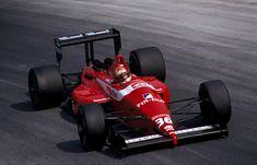 1988 Dallara-Ford 3087 (Alex Caffi)