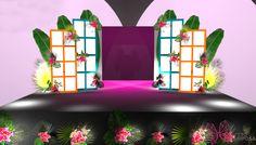 decoración-tropical-efecto-mariposa