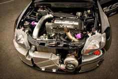 Talk about effective use of space    #civic #h22 #b16 #b18 #b20 #honda #vtec #turbo #fwd #braggenrites