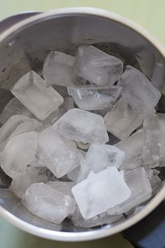 Cómo picar hielo con Thermomix