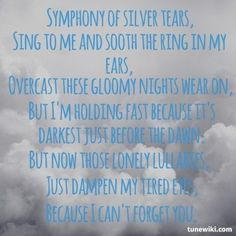 "-- #LyricArt for ""Lonely Lullaby"" by Owl City"