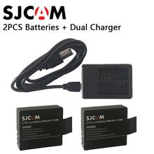 Like and Share if you want this  2PCS SJ4000 Battery Rechargable Battery + Dual Charger For SJCAM SJ4000 SJ5000 SJ5000X WIFI pLUS sport Action Camera Accessories     Tag a friend who would love this!     FREE Shipping Worldwide     #ElectronicsStore     Buy one here---> http://www.alielectronicsstore.com/products/2pcs-sj4000-battery-rechargable-battery-dual-charger-for-sjcam-sj4000-sj5000-sj5000x-wifi-plus-sport-action-camera-accessories/