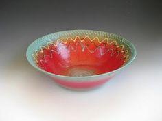 New Day Pottery: beautiful bowl