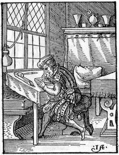 National Gallery of Art In the Library: Jost Amman and Sixteenth-Century Woodcut Illustration Johannes Gutenberg, Landsknecht, Amman, Wood Engraving, Art Plastique, 16th Century, Letterpress, Printmaking, Prints