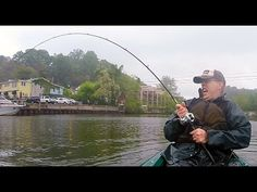 Catfish Rig - What hook, sinker, tackle and leader to use to catch catfish - YouTube