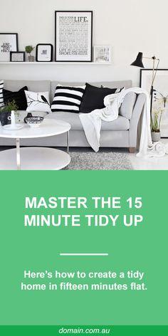 15 Minute tidy up Interior Decorating, Interior Design, Decorating Ideas, Decor Ideas, Home Organisation, Tidy Up, Reno, Home Decor Inspiration, Home And Living