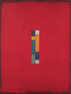 "Steven Alexander / Tango Acrylic on canvas, 2010  48"" x 36"""