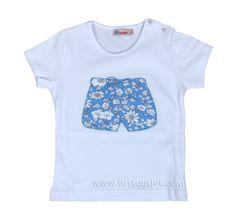 Camiseta Boxer Colección Lambreta, Primavera/Verano 2015