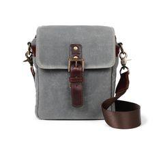 ONA Bond Street Smoke Messenger Bag | Harrison Cameras