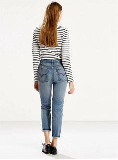 4efa48c8bc9 These Levi s jeans want to give you a wedgie. Really.
