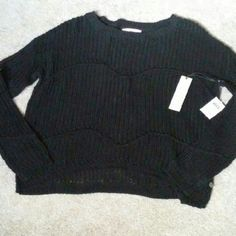 ?BRAND NEW W/ TAGS? Black Vans Brand Sweater (S) Black crew neck sweater size small. Vans brand. ?BRAND NEW W/ TAGS? Vans Sweaters Crew & Scoop Necks