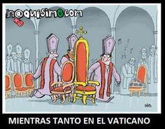 Conclave papa, elegir nuevo papa chistoso
