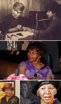 """Maxine Powell joined Motown Records in 1964. Known as the first lady of of the Artist Development Department, Ms. Powell taught poise  style to Motown artists. """"I said to my students, 'Allow me to help you realize  discover what a beautiful flower you are.'"""" She told them """"One day you will be singing for Kings and Queens."""" And she was right!"""