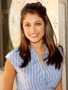 Arianna Hernandez played by Lindsay Hartley.   She played Arianna (Ari) No. 2    Debut:   2009)      She was murdered by EJ and Stefano DiMera by being run down by a speeding car to keep her from testifying against them in a drug deal.   She was in love and engaged to be married to Brady Black.  Sister of Rafe and Gabi Hernandez.