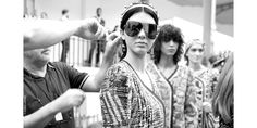 A Day in the Life of Kendall Jenner at Chanel during Fashion Week