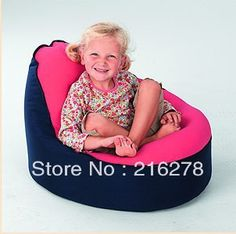 free shipping elder kids beanbag seat, 2 tops baby beanbag chair, doomoo seat, new design baby stiting sofa chair-in Baby Seats & Sofa from Baby Products on Aliexpress.com