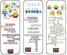 bookmark eg May Name, Numeracy, Fractions, Phonics, Mathematics, Printables, Names, Arno, Teaching