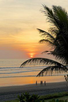 Sunset - Kelating, Bali, Indonesia