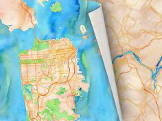 'A page-based application highlighting some of Stamen's awesome maps.'