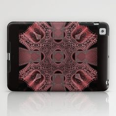 CenterViewSeries235 iPad Case by fracts - fractal art - $60.00