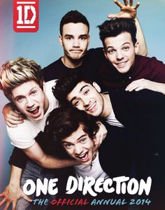 One Directions Official Annual 2014 - available on August 29, 2013 in the UK