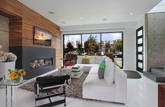Interieur Design in moderner Wohnung im urbanen Stil #design ...
