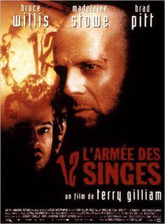 L'Armée des 12 singes de T.Gilliam (1996)