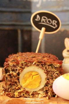 Drob de pui   Bibi's Kitchen Eggs, Breakfast, Kitchen, Morning Coffee, Cooking, Kitchens, Egg, Cuisine, Cucina