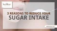 3 Reasons To Reduce Your Sugar Intake: How Sugar Damages Your Skin