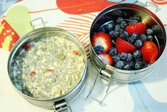Though I wouldn't quite call breakfast the most important meal of the day -- I think all daily meals are important! -- I do think that a nourishing morning meal sets a good tone for all of the hour...