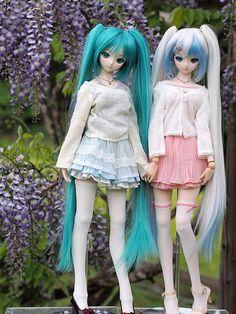 Vocaloid, Hatsune Miku Project Diva, Barbie Top, Bright Blue Eyes, Kawaii Doll, Smart Doll, Next Top Model, Anime Dolls, Pretty Dolls