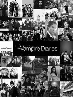 Paul Vampire Diaries, Damon Salvatore Vampire Diaries, Vampire Diaries Poster, Vampire Diaries Quotes, Vampire Diaries Seasons, Vampire Diaries Wallpaper, Vampire Diaries The Originals, Black And White Picture Wall, Black And White Posters