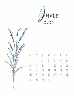 June Calendar Printable, Monthly Planner Printable, Weekly Calendar, Print Calendar, Kids Calendar, Calendar Design, 2021 Calendar, Calendar Wallpaper, Free Printables