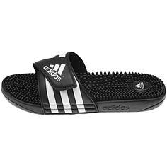 7dec295d7 adidas Adissage Slides - Blue