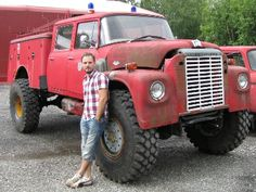 International Loadstar 1600 Travelcrew 4x4, modified Big Rig Trucks, Diesel Trucks, Custom Trucks, Cool Trucks, Pickup Trucks, International Pickup Truck, International Harvester Truck, Patrol Y61, Expedition Truck