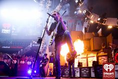 #EricChurch onstage at the 2014 iHeartRadio Music Festival! #iHeartRadio