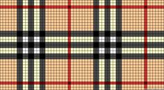 Alpha Patterns, Loom Patterns, Beading Patterns, Knitting Patterns, Cross Stitch Borders, Cross Stitch Patterns, Motif Tartan, Cross Stitch Christmas Stockings, Tapestry Crochet Patterns