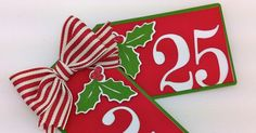 Obsessed with Scrapbooking: Teresa Collins Christmas Tags PLUS Giveaway! Holiday Gift Tags, Christmas Gift Wrapping, Christmas Paper, Handmade Christmas, Christmas Crafts, Christmas Stockings, Diy Christmas Tags, Christmas Greetings, Christmas Trees