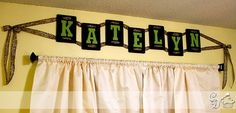 """Be sure to see our fun wall letters and home decor ideas at www.CreativeHomeDecorations.com. Use code """"Pin70"""" for additional 10% off!"""