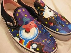 Shoes Inspired By Video Games