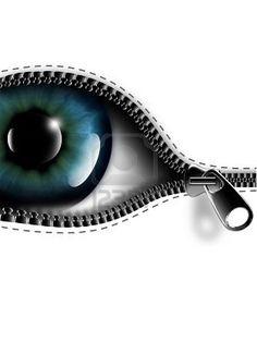 ZIPPER eye