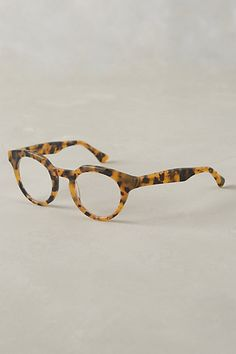 Chutney Reading Glasses #anthropologie--my mom would look cute in these