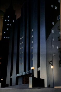 Discover recipes, home ideas, style inspiration and other ideas to try. Gotham City, Batman City, Batman Cartoon, Batman Comics, Batman Batman, Superman, Dc Comics, Bruce Timm, Cartoon Background