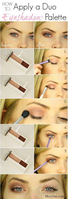 How to Apply Eyeshadow - Eye Makeup Tutorial