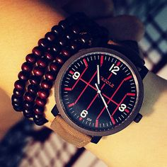 100pcs YAZOLE leather Brand men Watch fashion design unisex men women quartz-watch Analog student Watch Relojes Relogio Feminino #Affiliate