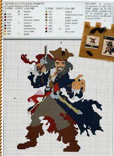 Pirates of the Caribbean - Jack Sparrow