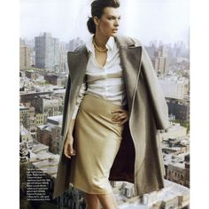 Town & Country Editorial Find It Keep It, August 2009 Shot #3 - MyFDB ❤ liked on Polyvore featuring editorials and milla jovovich
