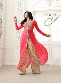 Indian Pakistani Designer Bollywood Anarkali Party Trendy Ethnic Salwar Kameez…